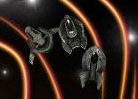 Aux commandes d'un vaisseau spatial de compétition