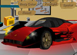 Customiser une Ferrari P45