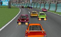 Piloter un stock-car sur piste Nascar