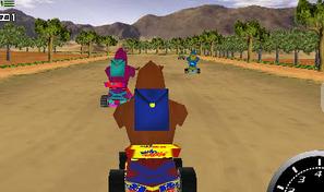 Safary 3D Race