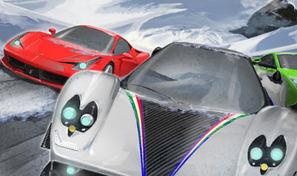 Prends le départ de circuits sinueux en montagne au volant de Ferrari, de Ford GT ou de Lamborghini