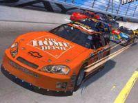 Course de NASCAR aux USA