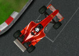 Jeu de parking de monoplace Formule 1 Ferrari