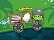 Bad Piggies Rocket