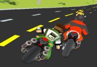 Moto de course pour Ben10
