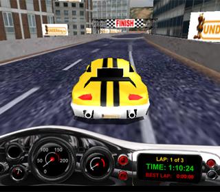Underdog Racer 3D Online Racing