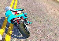 Piloter une moto Grand Prix
